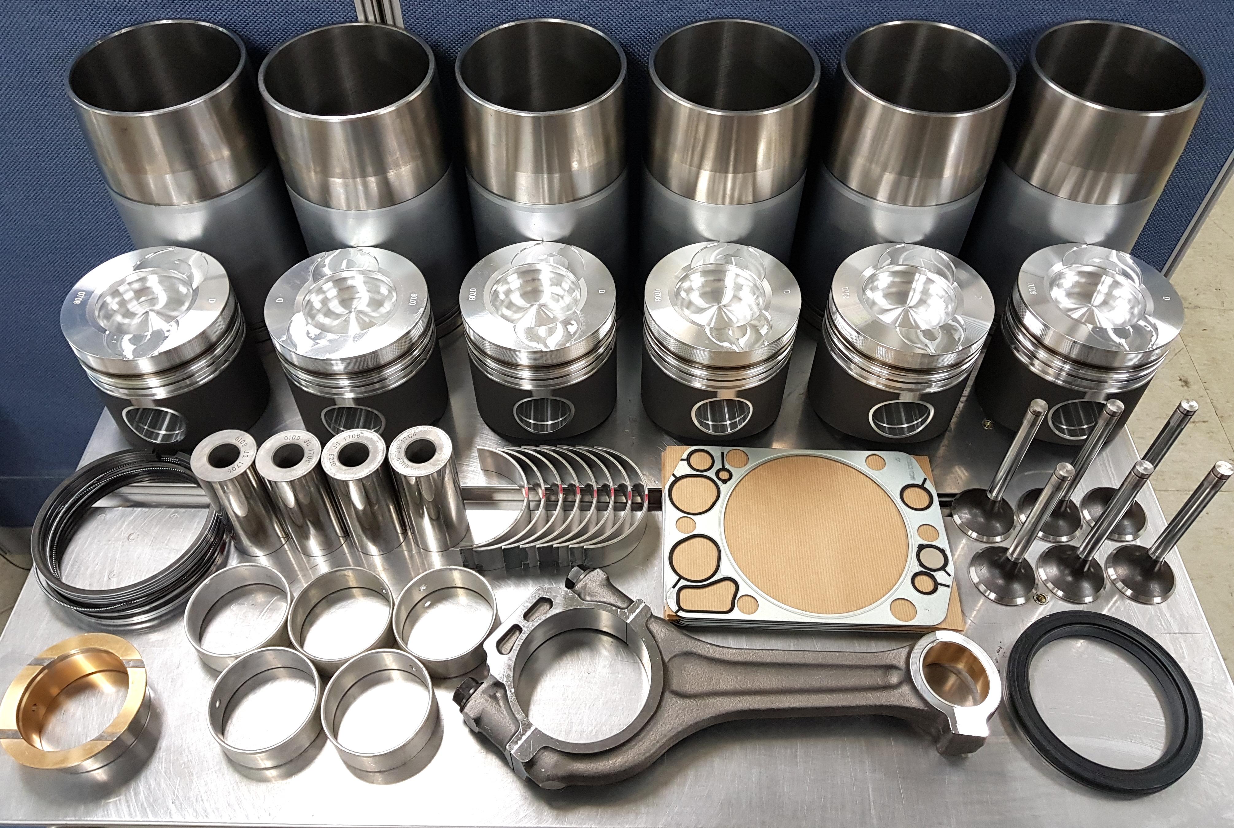 Doosan Engine Parts Parts Supply Miami